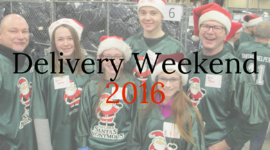 Delivery Weekend 2016