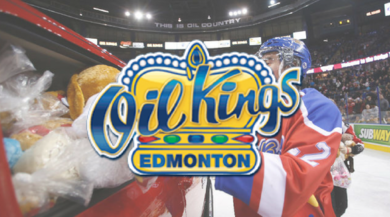 OIl Kings Teddy Bear Toss