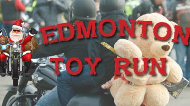 The Edmonton Toy Run